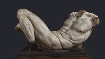 Michelangelo Buonarroti, Dio fluviale, Accademia delle Arti del Disegno