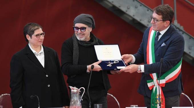 Vasco Rossi cittadino onorario di Modena (FotoFiocchi)