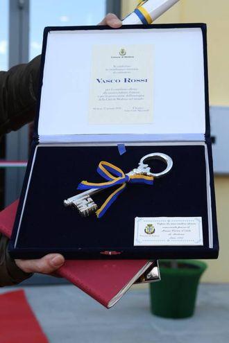 La chiave della città (FotoFiocchi)