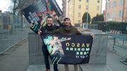 I primi fan in attesa di Vasco Rossi