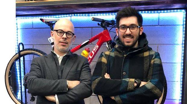 Michele Businaro e Tiziano Internò
