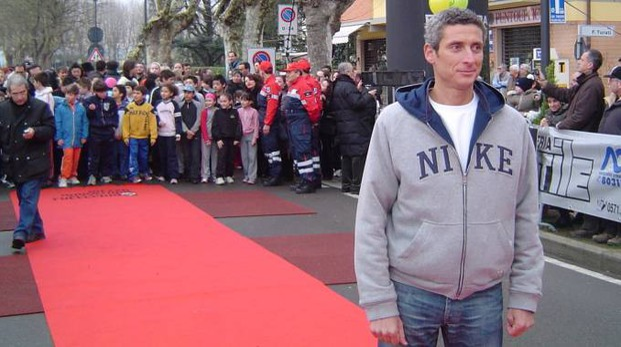 L'atleta Alessandro Lambruschini sarà testimonial della mezza maratona