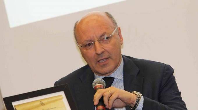 L'amministratore delegato bianconero Beppe Marotta