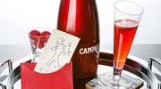 Il cocktail di Giovanni Liuzzi, primo classificato – Foto: Campari