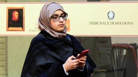 Asmae Belkafir, marocchina di 25 anni (Ansa)