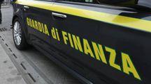 Una foto  d'archivio della Guardia di finanza