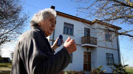 Venusta Ori, 80 anni, è stata rapinata assieme al marito