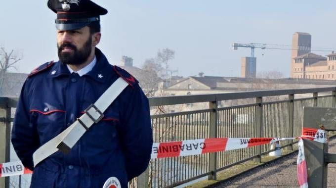 Mantova, il luogo dell'omicidio