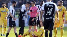 Serie B, Ascoli-Cittadella 2-1 (Foto La Presse)