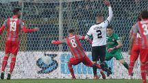 Cavion segna il gol che vale la vittoria (Liverani)