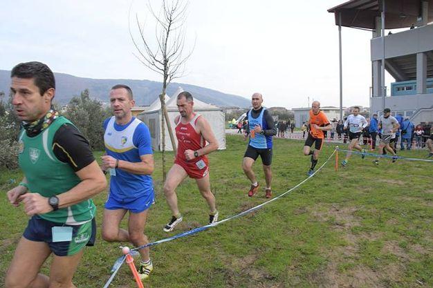 Corsa campestre a Galceti (foto Regalami un sorriso onlus)