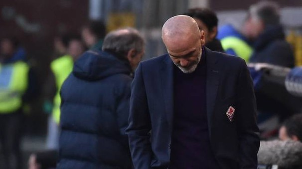 Sampdoria-Fiorentina 3-1, la delusione di Pioli