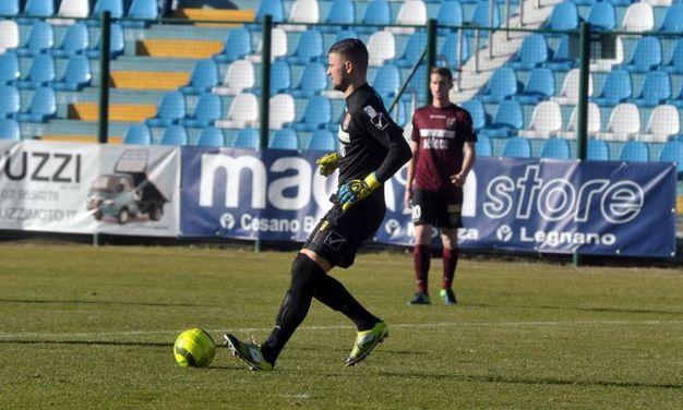 Giana Erminio-Pontedera 3-1, le foto della partita (Newpress)