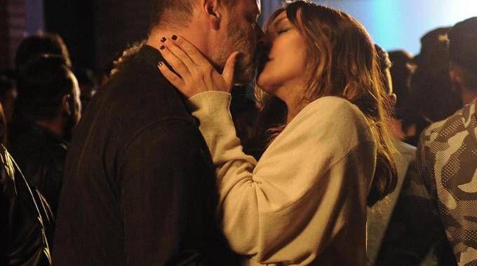Una scena del film 'Terapia di coppia per amanti'. Ma qui la realtà è stata tutta un'altra storia