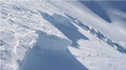 Montagna, pericolo valanghe, sicurezza. Foto generica (Taddei)