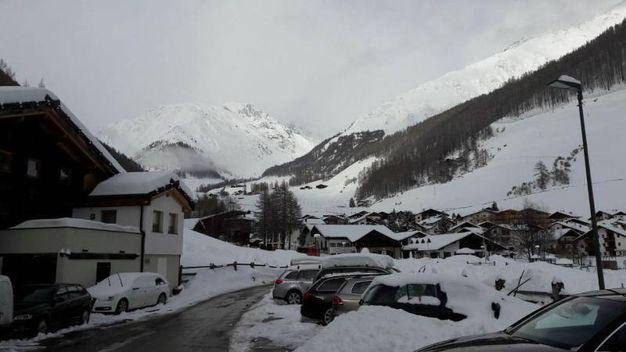 Forti nevicate, isolata val Senales(Ansa)