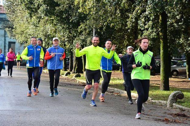 Marcia delle Terme (foto Regalami un sorriso onlus)