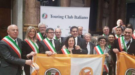 A Genova l'assegnazione delle bandiere arancioni del Touring Club
