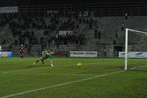 Lucchese-Livorno (foto Alcide)