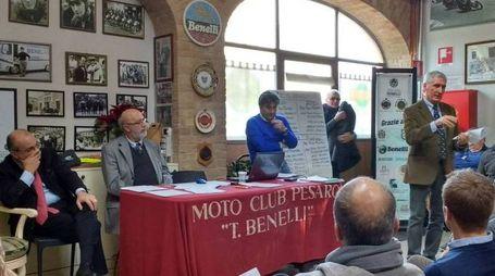 PARTECIPAZIONE La tradizionale assemblea annuale del Museo Benelli svoltasi nei giorni scorsi