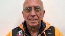 Giancarlo Capelli, 70 anni ieri, volto storico della curva sud di Milano