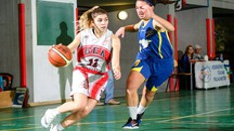 Elena Furi ha messo a segno 13 punti
