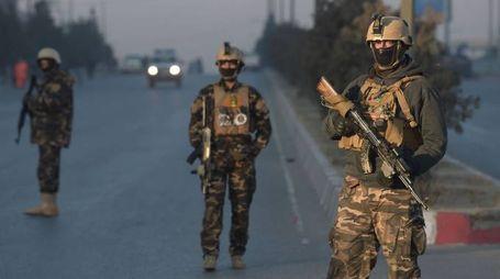 Militari in Afghanistan (Afp)