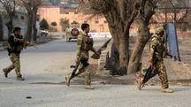 Afghanistan, attacco alla sede di Save The Children (Ansa)