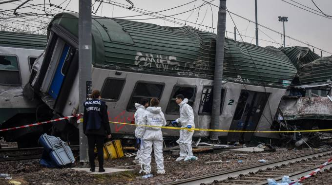 Il disastro ferroviario di Pioltello
