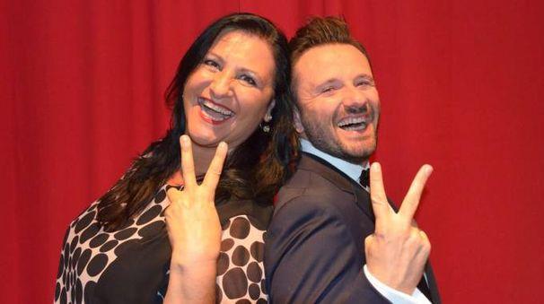 Silvia Querci e Massimo Bertacci