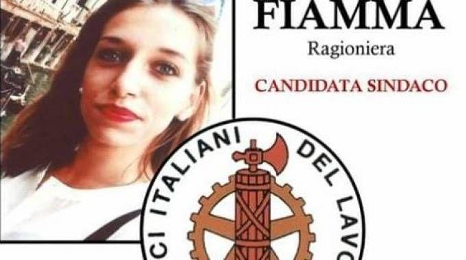 Fiamma Negrini candidata sindaco