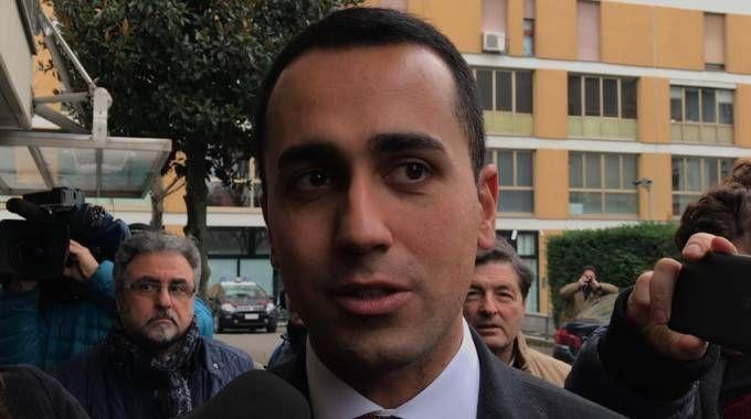 Luigi Di Maio a Modena
