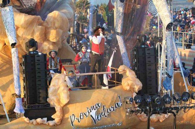 'Proxima Ventura', carro di Lebrigre-Roger