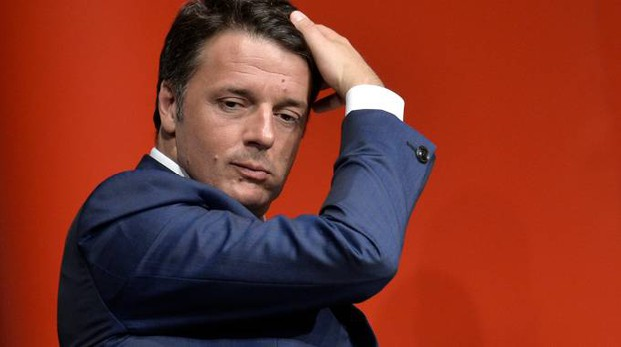 Matteo Renzi (Imagoeconomica)