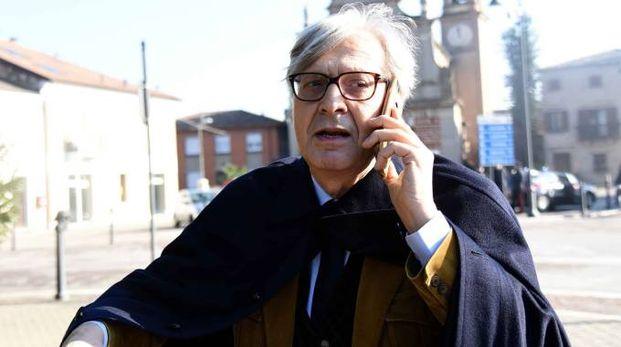 Vittorio Sgarbi, alle spalle già quattro mandati da deputato