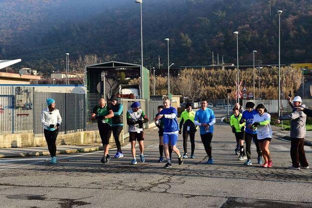 """46° """"Giro delle mura sotto i ponti di Prato"""" (foto Regalami un sorriso onlus)"""