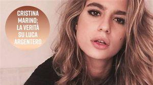 Cristina Marino: 'Luca Argentero è...'
