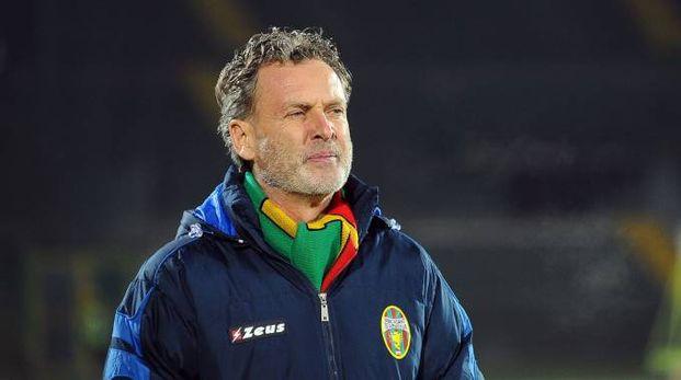 Sandro Pochesci, l'allenatore esonerato dalla Ternana