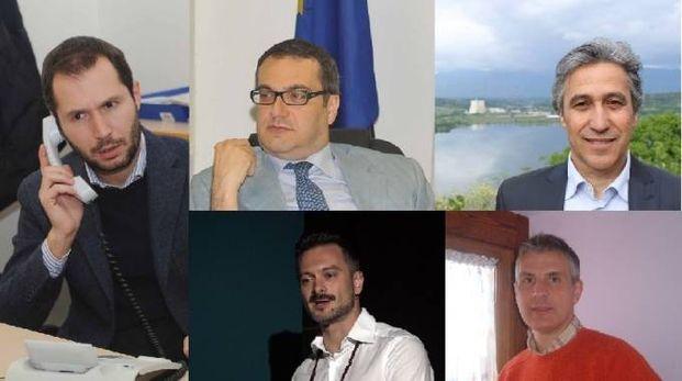 I candidati al collegio della Camera