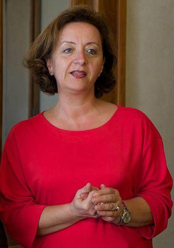 Graziella Ciriaci, centrodestra (Senato uninominale)
