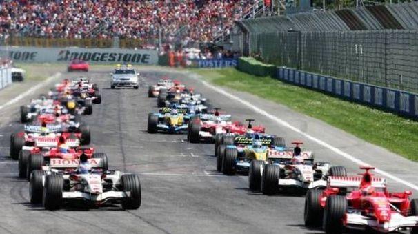 Un Gp di Formula 1 in Autodromo a Imola