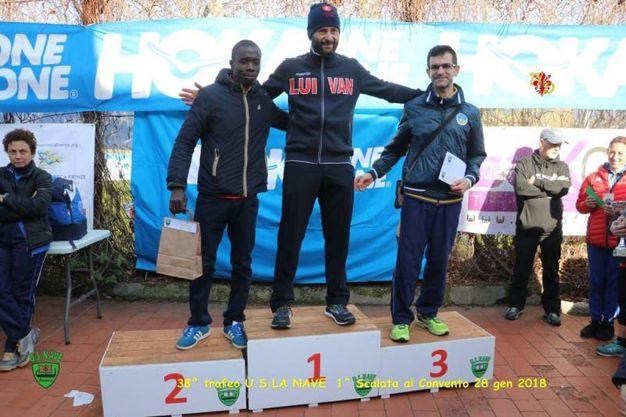 Alberto Tacconi, Stephen Donyna e Alessandro Giannelli (foto Regalami un sorriso onlus)