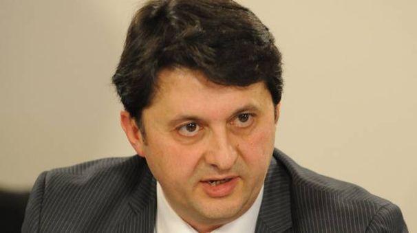 L'assessore regionale Luca Barberini