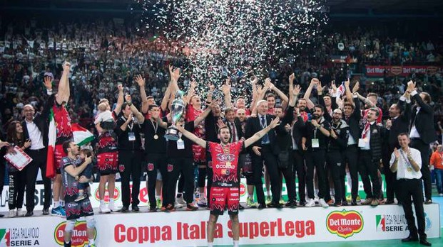 La vittoria a Bari
