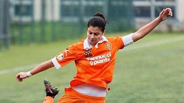 Elisa Menchetti, altra grande prova della punta arancione