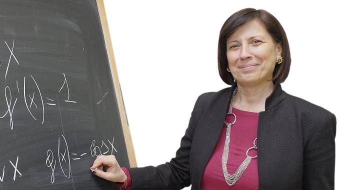 La professoressa Lorella Carimali