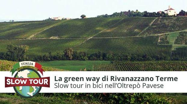La Greenway di Rivanazzano