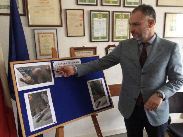 Falso affitto, denuncia per truffa. Il dirigente della polizia Francesco Zunino (Samanta Panelli)
