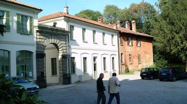 Villa Gina, sede del Parco Adda Nord