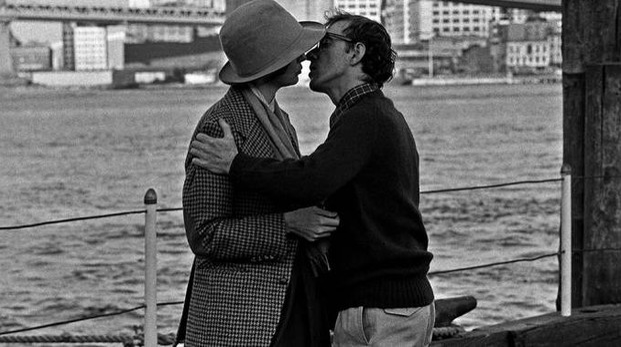 """Diane Keaton e Woody Allen in """"Io e Annie"""""""